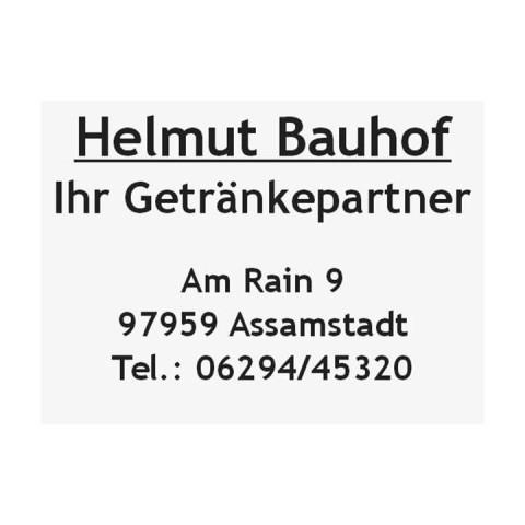 Helmut Bauhof