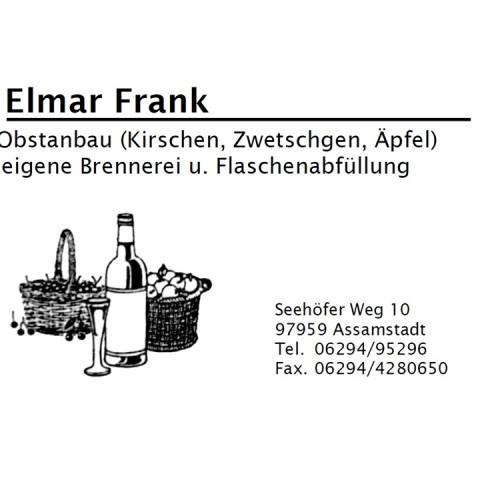Elmar Frank Obstbau